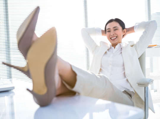 Corporate Edge recognition blog