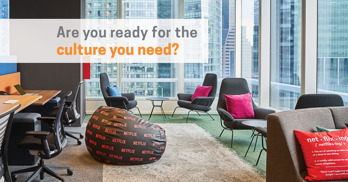 are you ready for the corporate culture you need