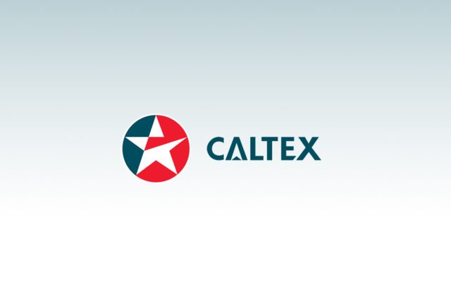 Caltex logo - one of our clients that we are supporting through a huge transformational change