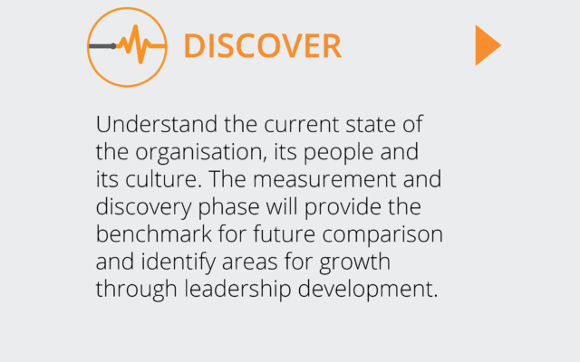 Square image for Discover - culture capture project by Corporate Edge to help leaders define their culture