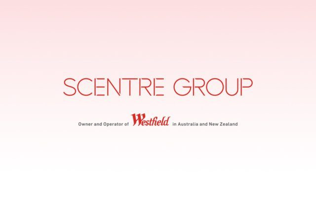 Scentre Group (formerly Westfield) logo - a long term culture alignment client of Corporate Edge
