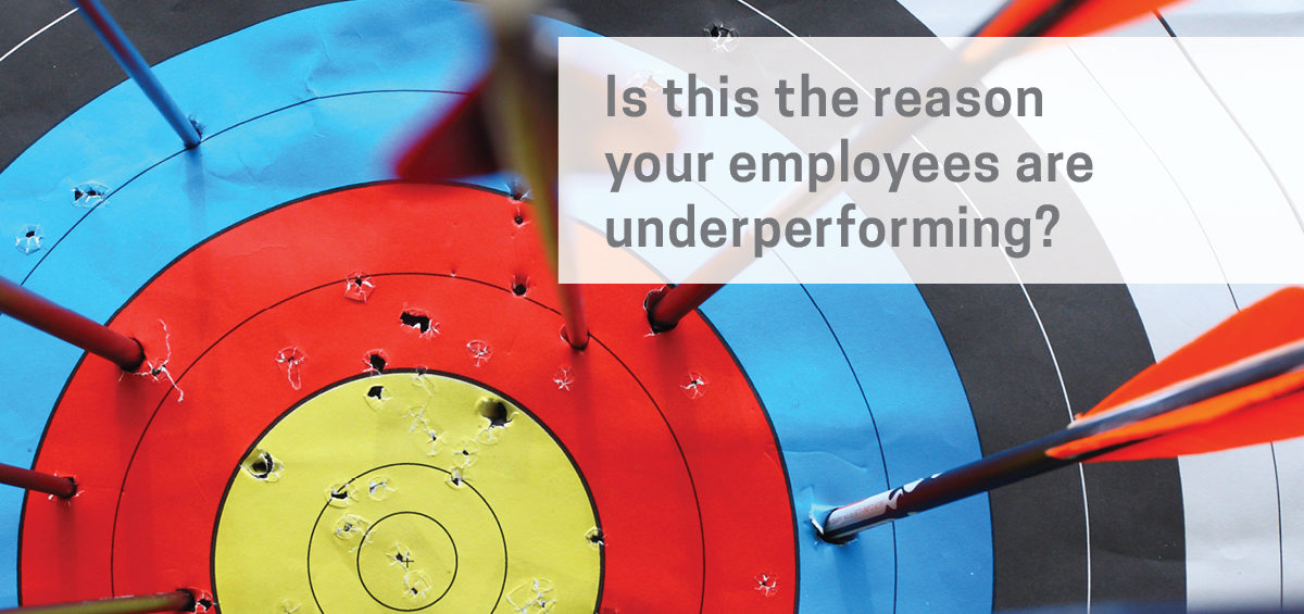 Header image: Is This the Reason Your Employees Are Underperforming?