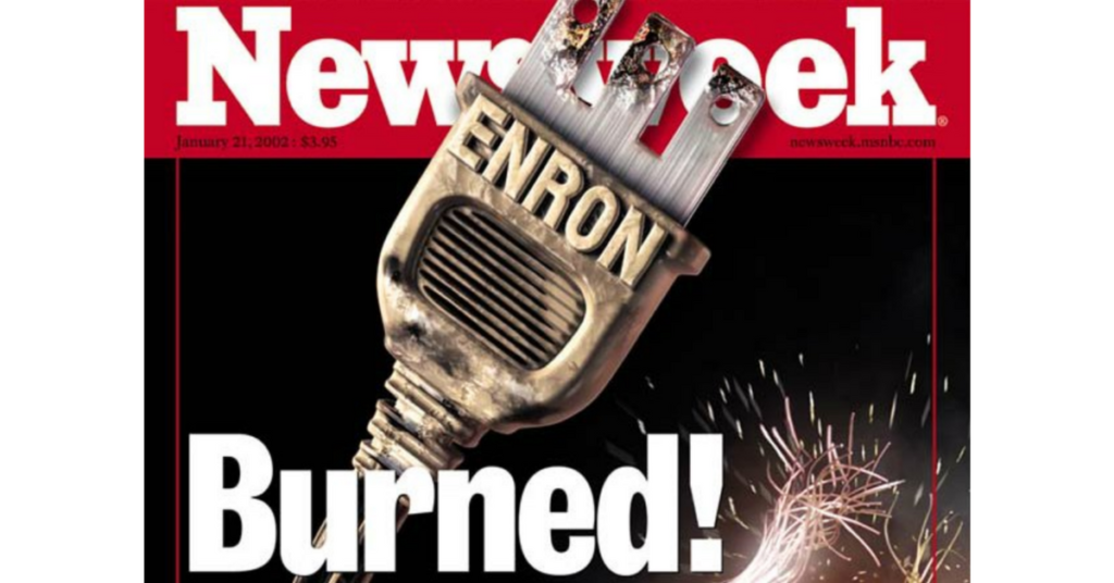 """Newsweek cover - """"Burned"""" - Leaders, are you at risk of facing your own cricket scandal?"""